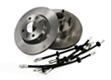 Brake disc, hoses, hubs